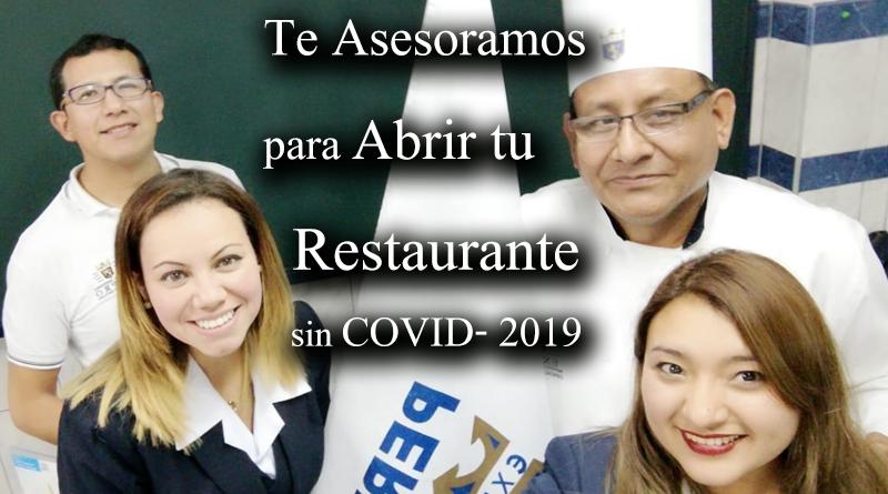 ASESORÍA  RESTAURANTES